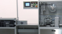 Semi automatic minipharma blister packaging machine