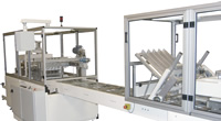 Uniline semi-automatic blister packaging machines