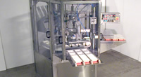 Rota seal blister packaging machine